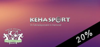 KEHA SPORT Kooperationspartner Personal Training Hannover
