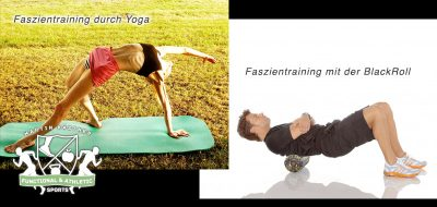Faszientraining FaszienFitness Personal Training Hannover