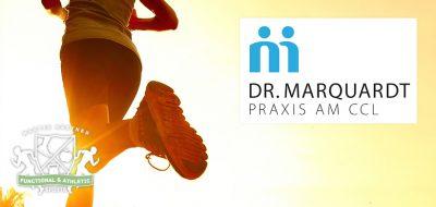 Kooperationspartner Sportmediziner Dr. Marquardt