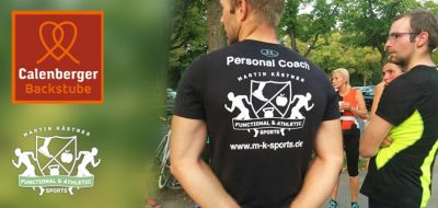 Calenberger Backstube B2Run Personal Training Hannover