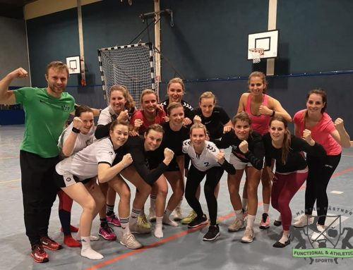 Athletiktraining bei der HSG Hannover-West 1.Damen Handball
