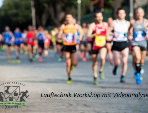 Lauftechnik Workshop mit Lauftechnik Videoanalyse am 29.03.2020