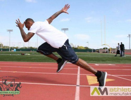 Entwicklung von Schnelligkeit und Sprint-/technik