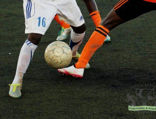 Vorbereitungsübungen für die 3 häufigsten Fußballverletzungen