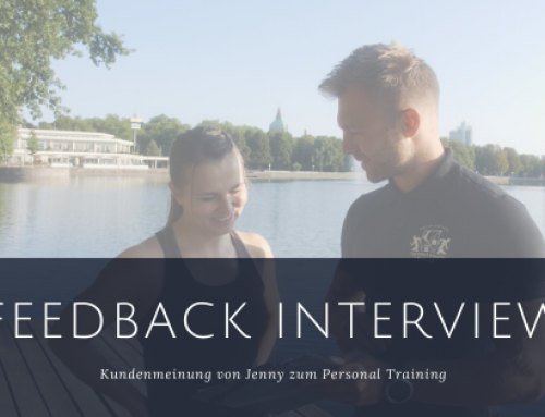 Feedback Video zum Personal Training Hannover