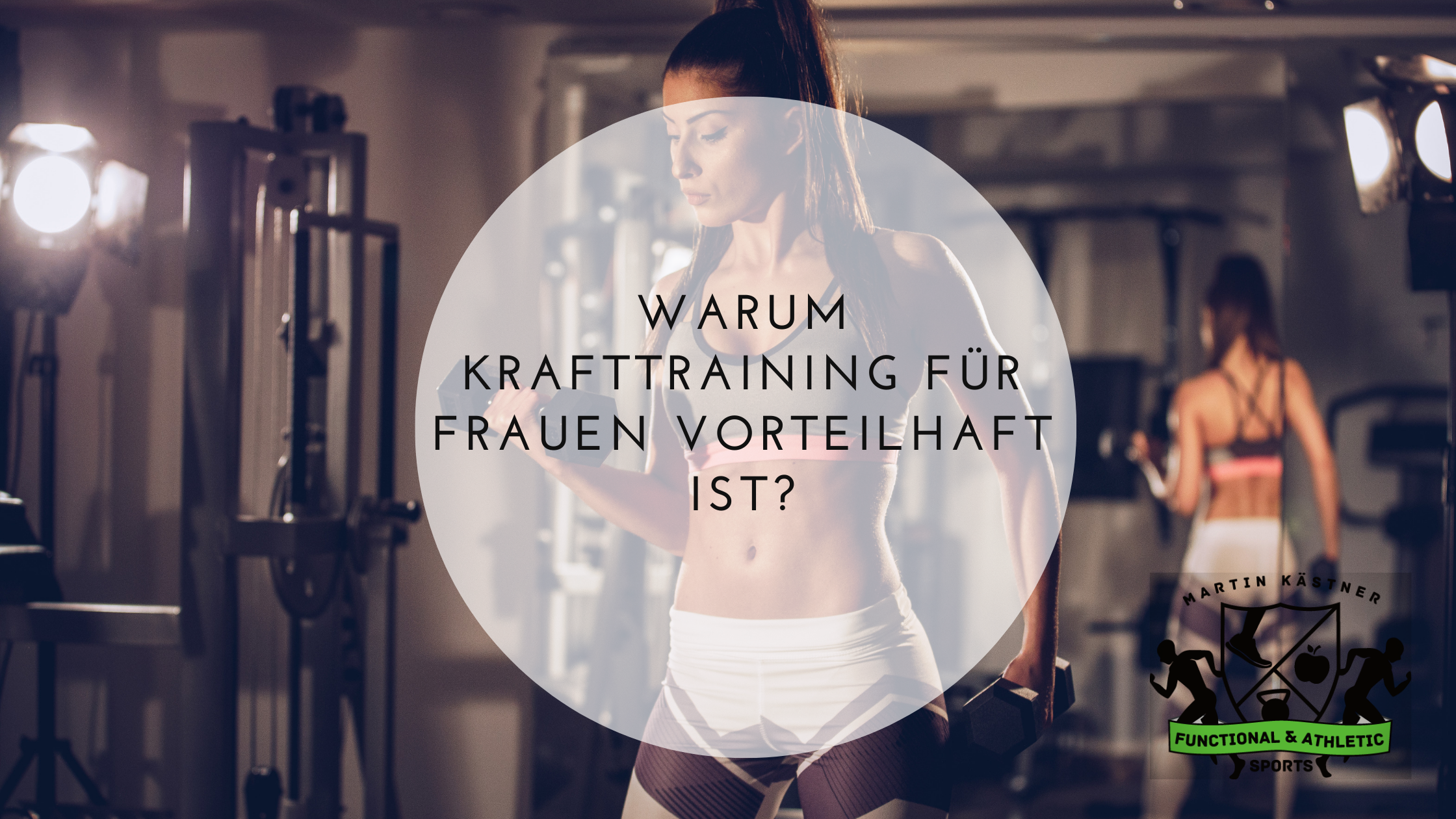 Krafttraining Frauen