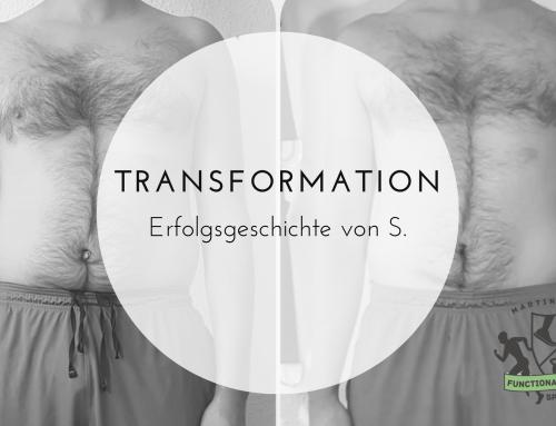 Transformation #4 – Klient S.